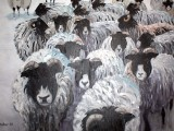Herd of Sheep - €300